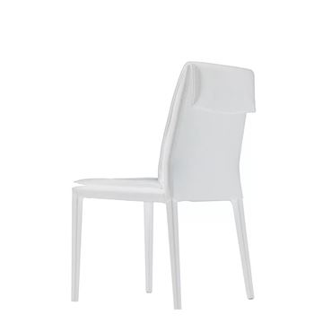 Picture of Bellini Modern Daisy Side Chair - White