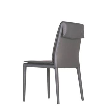 Picture of Bellini Modern Daisy Side Chair - Gray