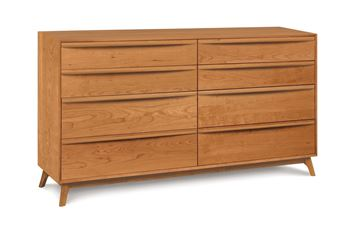 Picture of Copeland Furniture Catalina Cherry Dresser 8-Drawers