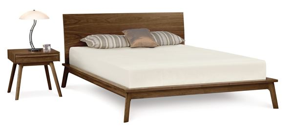 Picture of Copeland Furniture Catalina Walnut Bed