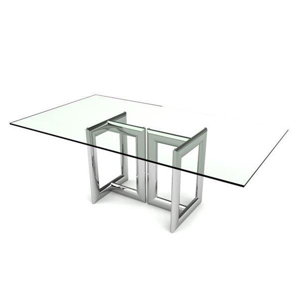Picture of Bellini Modern Laina 3 Dining Table