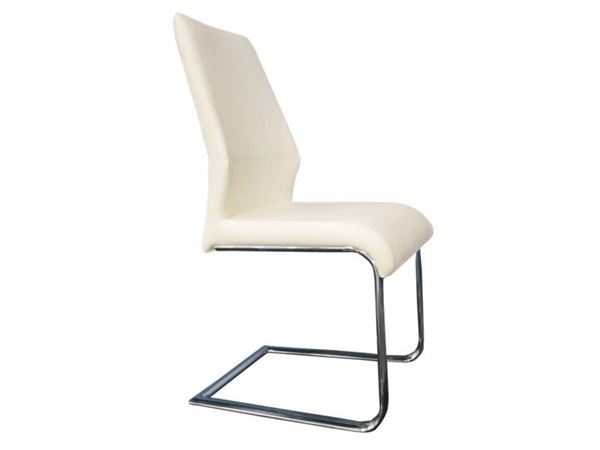 Picture of Bellini Modern Lotto Side Chair White
