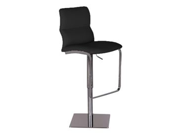 Picture of Bellini Modern Intel Hydraulic Barstool - Black