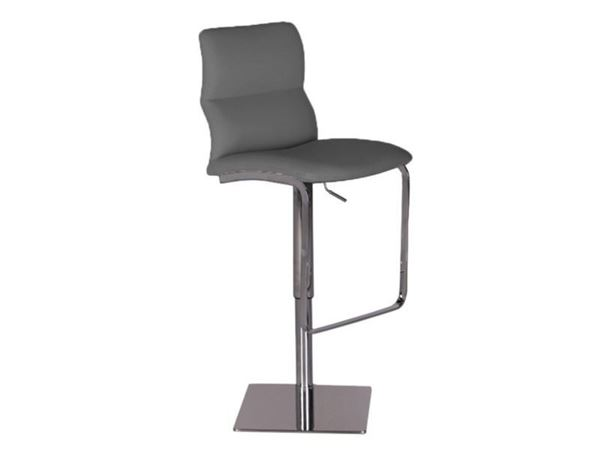 Picture of Bellini Modern Intel Hydraulic Barstool - Gray