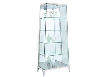 Picture of Bellini Modern Curio Ecco White Lacquer