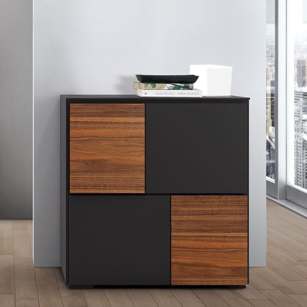 Picture of Bellini Modern Loft Cabinet 2400
