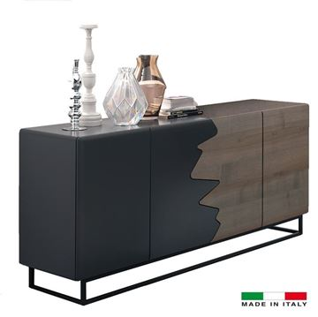 Picture of Bellini Modern Kali Gry Gray Sideboard