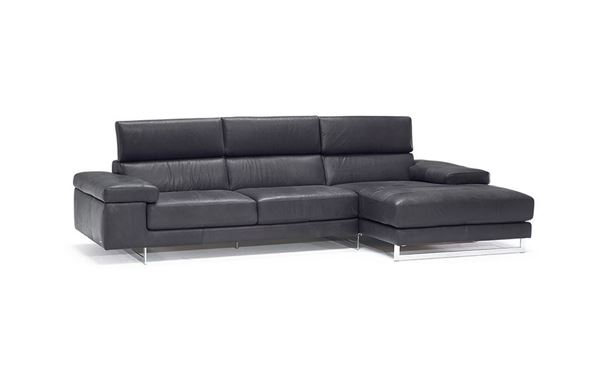 Picture of Natuzzi Editions Saggezza B619 Sofa Chaise Right
