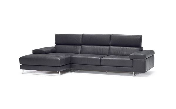 Picture of Natuzzi Editions Saggezza B619 Sofa Chaise Left