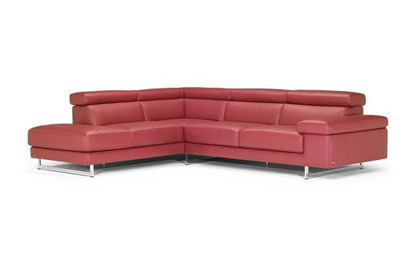 Picture of Natuzzi Editions Saggezza B619 Sectional Left Bumper End