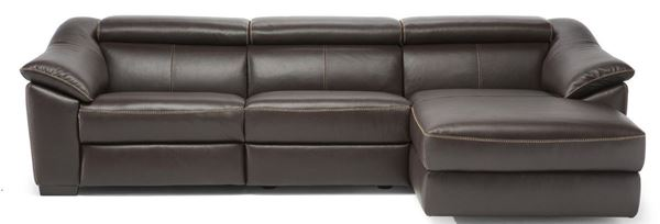 Picture of Natuzzi Editions Emozione C072R Reclining Sofa Chaise