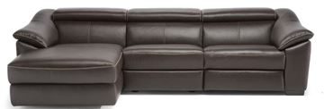 Picture of Natuzzi Editions Emozione C072L Reclining Sofa Chaise