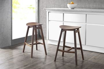 Picture of Greenington Skol Barstool Exotic Bamboo