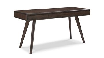 Picture of Greenington Currant Writing Desk in Walnut