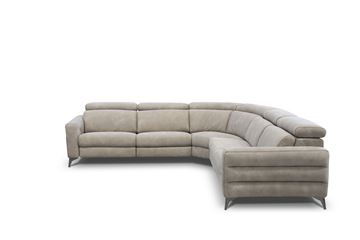 "Picture of Bracci Ermes Mini Sectional 117""x117"""