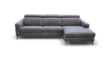 Picture of BRACCI ERMES SOFA CHAISE RIGHT 116""