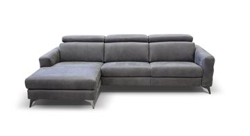 Picture of BRACCI ERMES SOFA CHAISE LEFT 116""