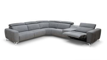 Picture of Bracci Zeus Sectional With Right Center Table | MINI