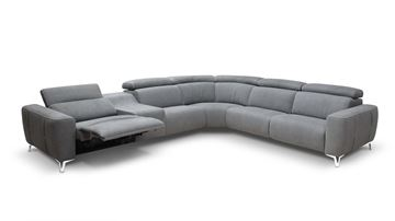 Picture of Bracci Zeus Sectional With Left Center Table | Mini
