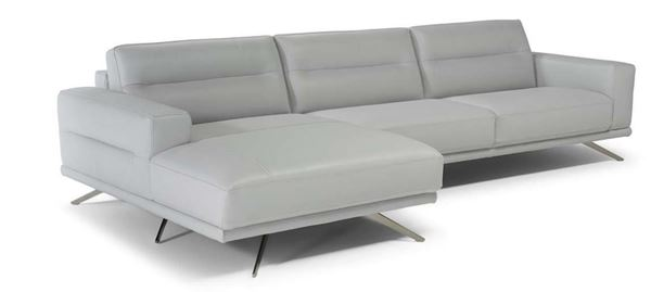 Picture of Natuzzi Editions Timido Sofa Chaise Left