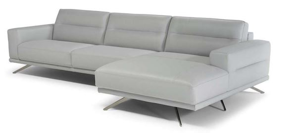 Picture of Natuzzi Editions Timido Sofa Chaise Right