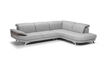 Picture of Natuzzi Editions Principe Sectional Right Bumper 116""