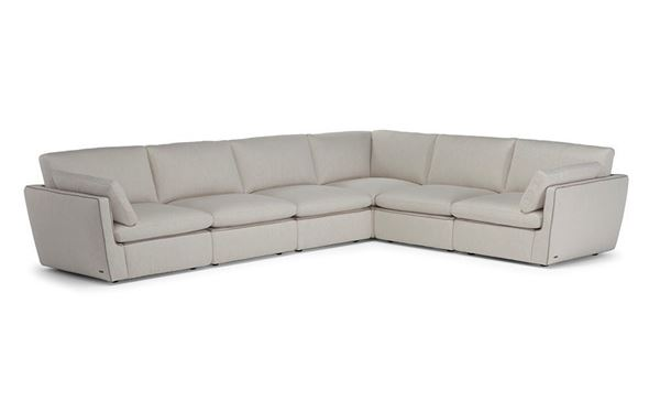 Picture of Natuzzi Editions Leggerezza Sectional Right