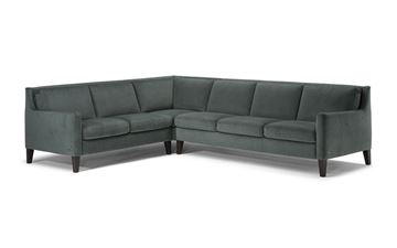 Picture of Natuzzi Editions Quiete C009 Sectional Right