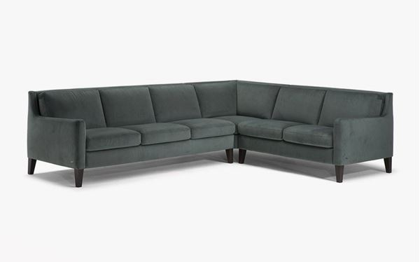 Picture of Natuzzi Editions Quiete C009 Sectional Left