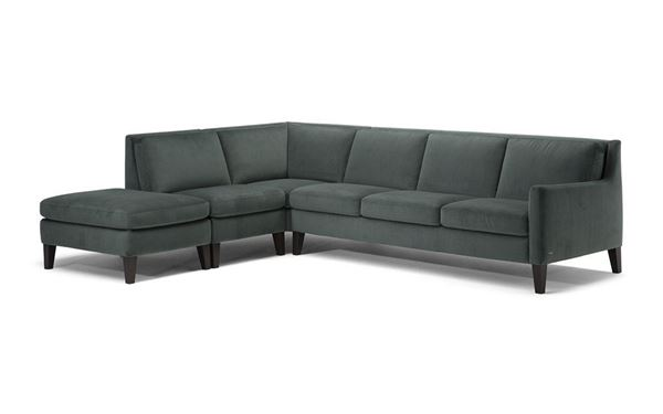 Picture of Natuzzi Editions Quiete C009 Sectional Left Flex Ottoman