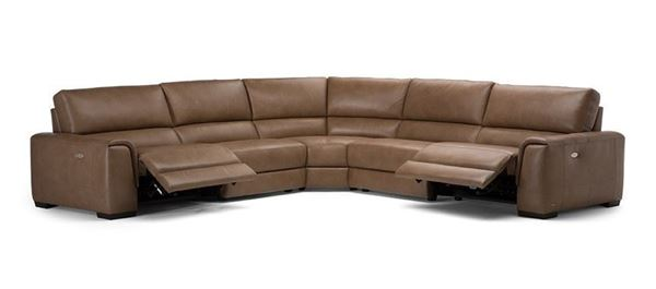 Picture of Natuzzi Editions Ozio Reclining Sectional Small