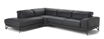 Picture of Natuzzi Editions Vigore Left Sectional 120""