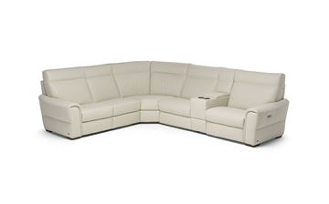 Picture of Natuzzi Editions Energia Theater Sectional Right
