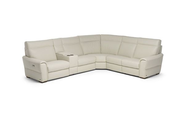 Picture of Natuzzi Editions Energia Theater Sectional Left