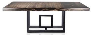 Picture of Oios Structure III Dining Table New World Finish