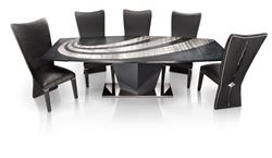 Picture of Oios Volare Wave Dining Table