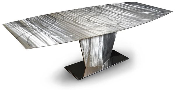 Picture of Oios Volare Stainless Dining Table