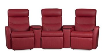 Picture of IMG Divani.3-Seat Home Theater