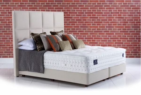 Picture of Hypnos Diamond Firm Euro Top Mattress