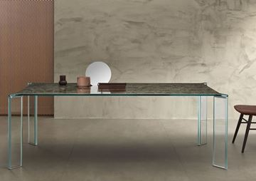 Picture of Tonelli Design Can Can Dining Table + Ceramic
