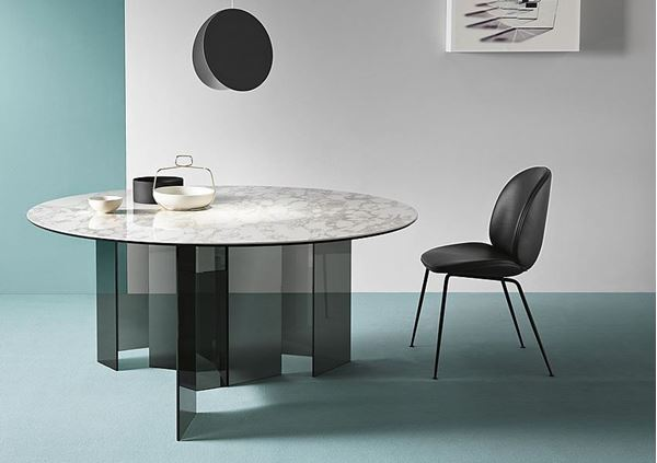 Picture of Tonelli Design Metropolis Round Dining Table