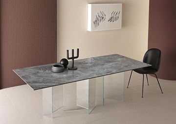 Picture of Tonelli Design Metropolis Dining Table Ceramic