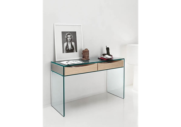 Picture of Tonelli Design Gulliver Console Table + Maple Drawers