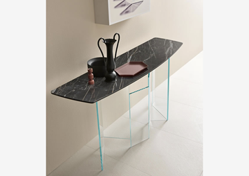 Picture of Tonelli Design Metropolis Console Table Ceramic Top