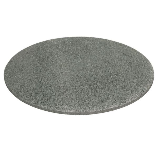 "Picture of Star International Glass Top 60"" Grey Crackle"