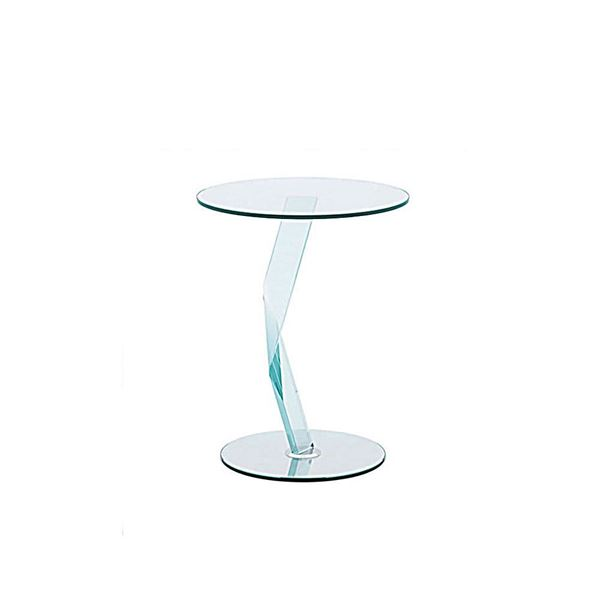 "Picture of Tonelli Design Bakkarat Accent Table 25.5"" Tall"
