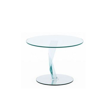 "Picture of Tonelli Design Bakkarat End Table 17 3/4"" Tall"