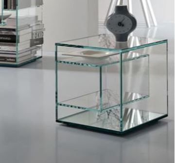 Picture of Tonelli Design Liber End Table 15.75""