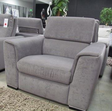 "Picture of W Schillig Dana Motorized Recliner 47"" - Clearance"