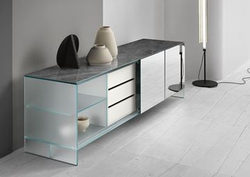 Picture of Tonelli Design Shoji Madia Sideboard MW Finish